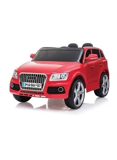 Baby2go Baby2Go 2095 Akülü Araba 12V Uzaktan Kumandalı Akülü Jeep Audio Q-Suv Siyah